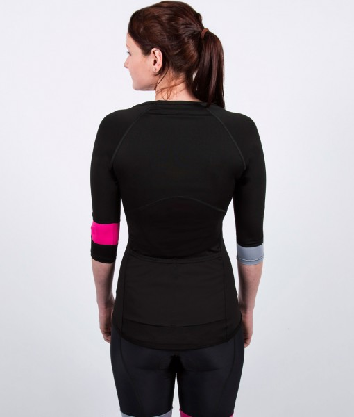Cyclista cafe black jersey